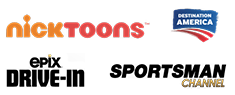 nicktoons | Destination America | TV Package Channels